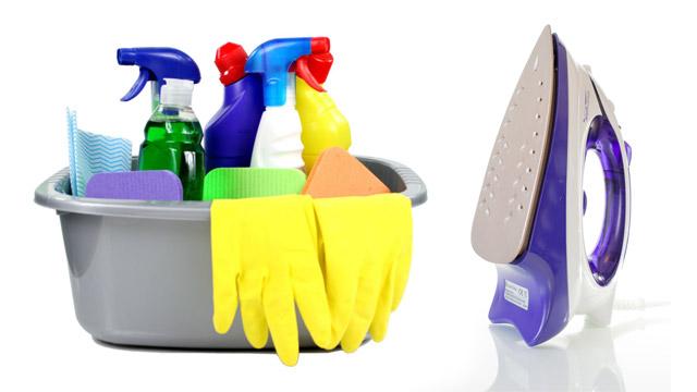 Ménage & repassage – Confort à domicile